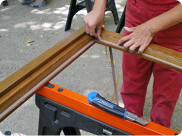 Renovation Joint Kiso Fenetre Bois Pour Etancheite Air Eau